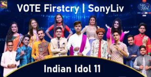 indian idol 11 vote
