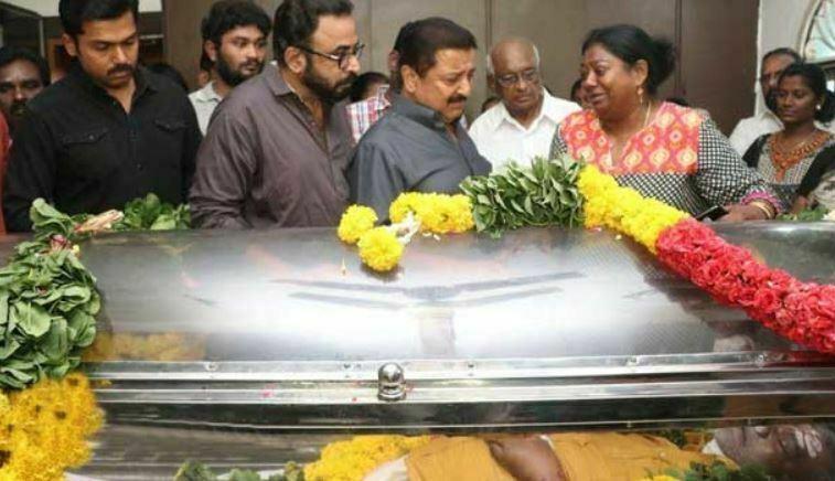vinu_chakravarthy_died