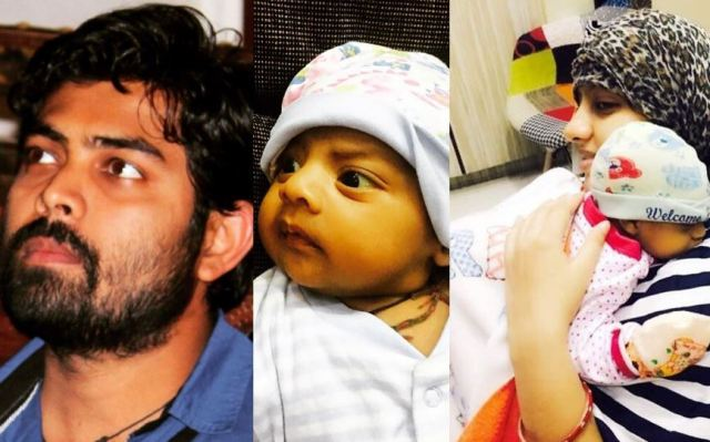 Deepika Singh Revealed the Name and Cute Photo of her Boy!