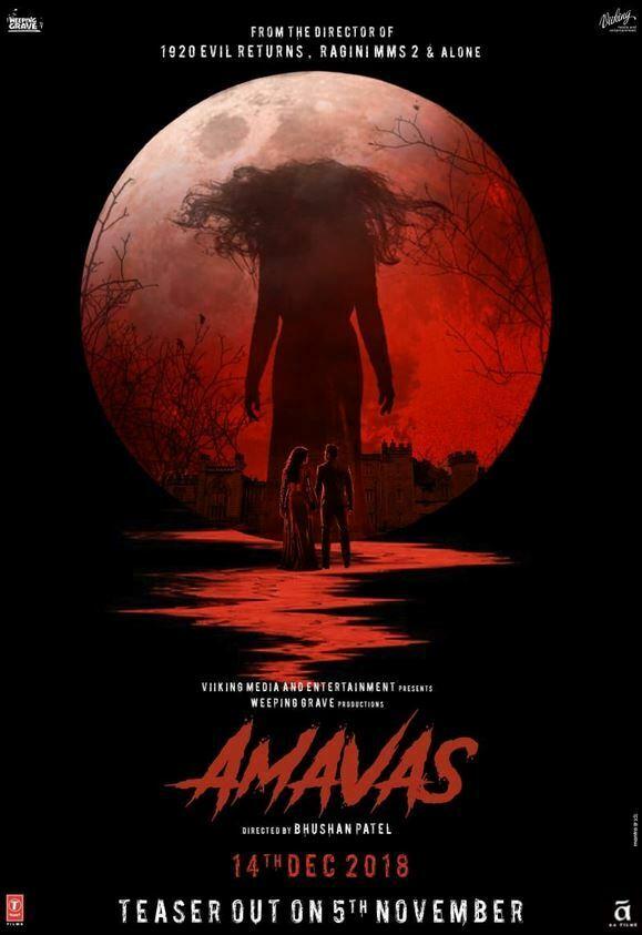 amavas-firstlook_poster