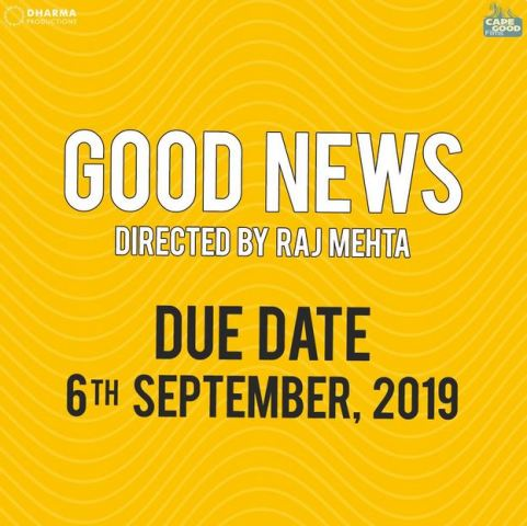 good-news-movie-release-date