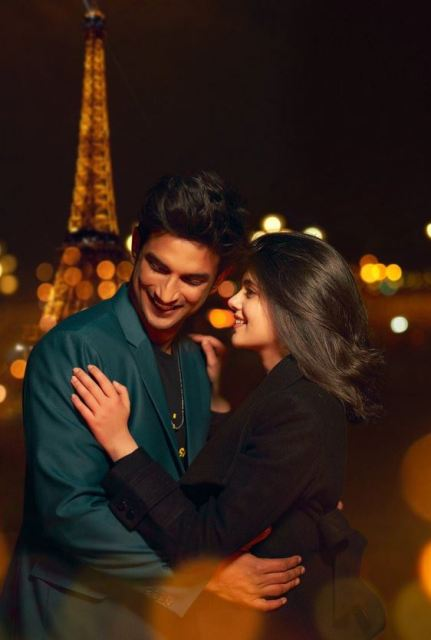 sushant-sanjana-dilbechara-first-look