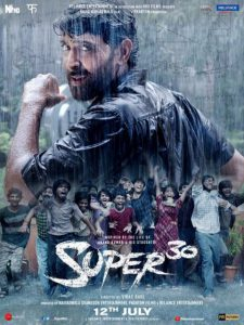 Super 30: Hrithik Roshan revealed New Poster and Trailer Release Date