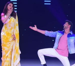 Hrithik and Madhuri Dances their Hearts out on Dance Deewane 2
