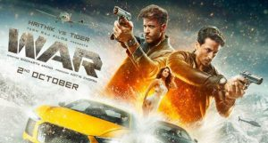 WAR Movie Review: Hrithik, Tiger starrer Biggest Action Thriller Buzzing the Town!