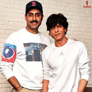 SRK announced his Next Production film 'Bob Biswas' starring Abhishek Bachchan