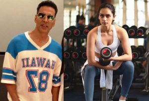 Manushi Chhillar making her debut with Akshay Kumar in Prithviraj Film