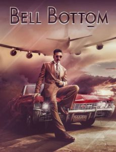 Bell Bottom First Look Poster Ft. Akshay Kumar in a Retro Swag Avatar