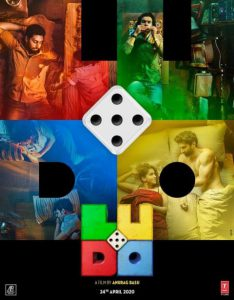 Ludo First Poster out, Anurag Basu's Next Multistarrer Announced!