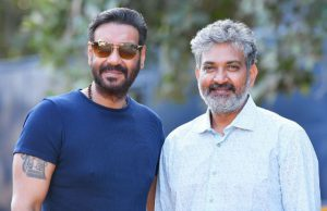 Ajay Devgn started Shooting SS Rajamouli's 'RRR' Movie today