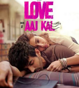 Love Aaj Kal First Look Poster out ft. Kartik Aaryan, Sara Ali Khan