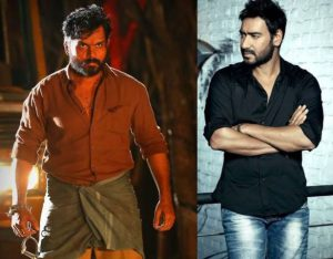 Kaithi Hindi Remake: Ajay Devgn to Play lead role in Tamil Action film remake