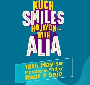 Kuch Smiles Ho Jayein with Alia: Sony SAB TV's Lockdown Special Comedy Show!