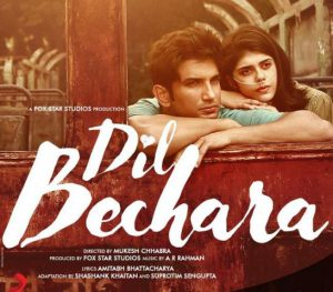 Sushant Singh Rajput's Dil Bechara Releasing on Hotstar, Nation wants Theatrical Release!