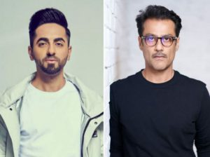 Ayushmann Khurrana to do Love Story film with director Abhishek Kapoor