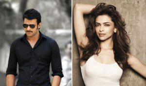 Deepika Padukone and Prabhas Paired up for Nag Ashwin's BIG film