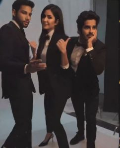 Phone Bhoot: Katrina Kaif, Siddhant Chaturvedi and Ishaan Khatter united for a horror comedy