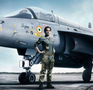 Tejas First Look Poster out ft. Kangana Ranaut as a Pilot, Shoot to Start in Dec!