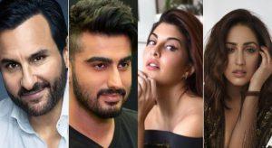 Bhoot Police Star Cast Confirmed, Saif Ali Khan, Arjun Kapoor, Jacqueline Fernandez and Yami Gautam