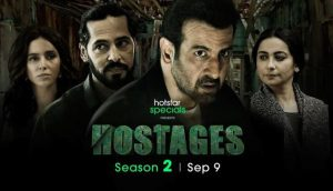 Hostages 2 Review: Ronit Roy, Dino Morea, Divya Dutta starrer is Perfect Binge Watch