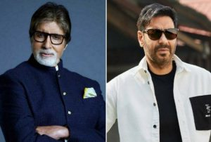 Ajay Devgn, Amitabh Bachchan paired up for Mayday, Ajay directs the film