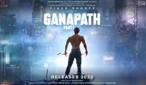 Tiger Shroff's Next Big film titled 'Ganapath' announced with Teaser Video