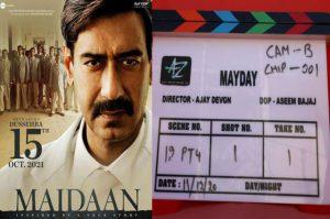 maidaan-mayday-shoot-releasedate