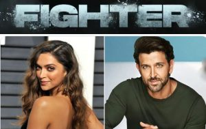 'Fighter' movie announced starring Hrithik Roshan, Deepika Padukone from War director