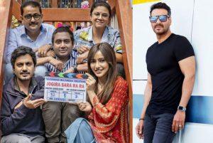 Nawazuddin and Neha Sharma starts shooting Jogira Sara Ra Ra, Ajay Devgn joins Gangubai Kathiawadi team