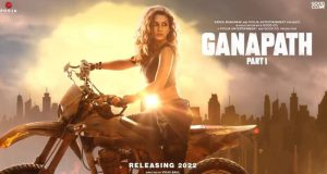 Kriti Sanon, Tiger Shroff reunites again for Ganpath Part 1, First Look Teaser out
