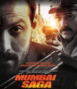Mumbai Saga Review: Emraan Hashmi, John Abraham delivers Terrific together