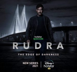 Rudra First Look Motion Poster out ft. Ajay Devgn, Releasing on Disney Plus Hotstar