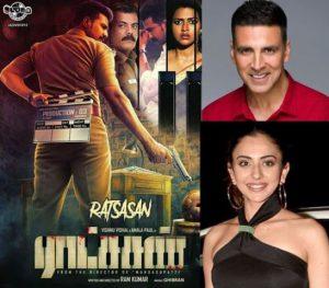 Ratsasan Remake in Hindi: Akshay Kumar and Rakul Preet Singh to play lead roles
