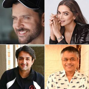 Fighter Movie 2022 is India's First aerial action franchise starring Hrithik, Deepika