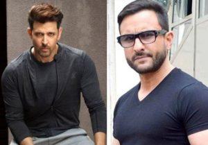 Hrithik Roshan and Saif Ali Khan united for Vikram Vedha Remake in Hindi