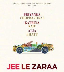 Jee Le Zaraa: Farhan Akhtar's Next Road Trip film Starring Katrina, Priyanka, Alia